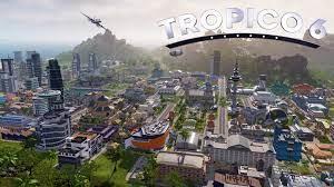 Tropico 6 Crack Full PC Game CODEX Torrent Free Download 2021