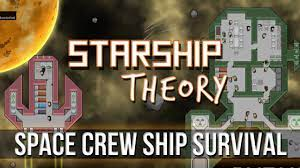 Starship Theory Crack CODEX Torrent Free Download Full PC +CPY