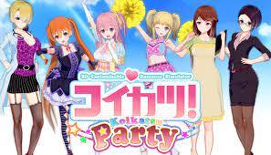 Koikatsu Party Crack Codex Torrent Free Download PC Game 2021