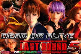 Dead or Alive 5 Last Round v1.10 Crack Full PC Game Download