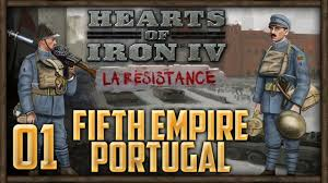 Hearts of Iron IV La Resistance Crack Free Download PC Game
