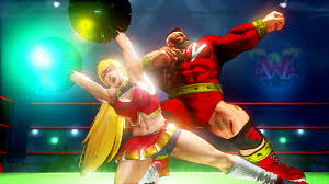 Street Fighter V Deluxe Edition Crack Torrent Free Download Game