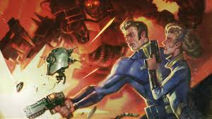 Fallout 4 Crack Codex Torrent Free Download v1.10.50.0 PC Game