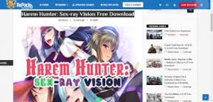Harem Hunter Sex ray Vision Crack Free Download PC +CPY Game