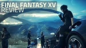 Final Fantasy XV Crack Full PC Game Free Download CPY Game